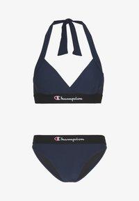 TRIANGLE SET - Bikini - dark blue