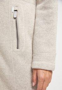ICEBOUND - Krátký kabát - elfenbein melange - 3