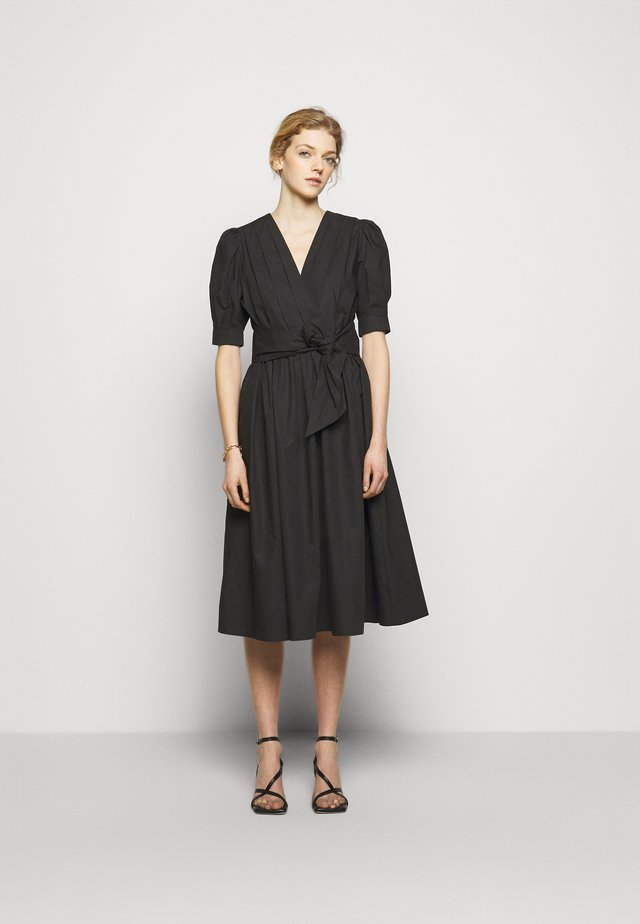 SMITH THINKTWICE - Robe d'été - black