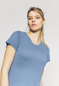 Under Armour - STREAKER - Camiseta básica - mineral blue - 3