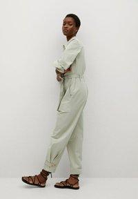 Mango - Jumpsuit - pastellgrün - 2