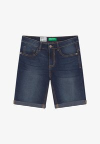 Benetton - Jeansshort - blue denim - 3