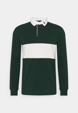 RUGBY CLOTH - Polotričko - college green/chic cream