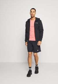 adidas Performance - AEROREADY TRAINING SLIM SHORT SLEEVE TEE - Print T-shirt - coralle - 2