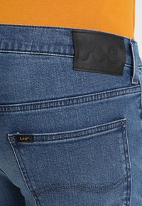 Lee - DAREN ZIP FLY - Jeans Straight Leg - time out - 5