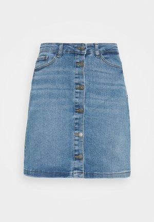 JDYTYSON LIFE  - Denim skirt - light blue