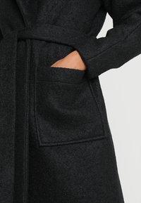 Noisy May - NMZOE  - Classic coat - black - 5