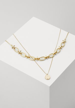 NECKLACE WISDOM - Necklace - gold-coloured