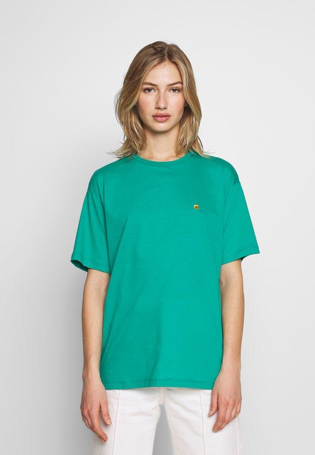 CHASY - T-shirt basic - light green