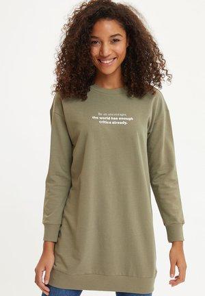 Camiseta de manga larga - khaki