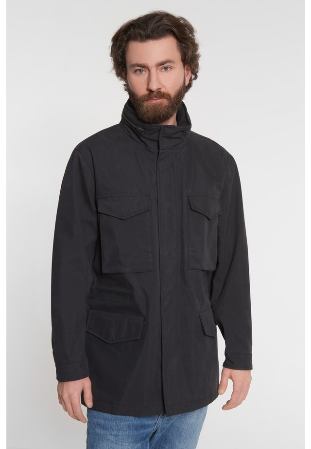 D01 CITY - Waterproof jacket - phantom