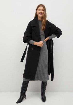 FLURRY - Jumper dress - gris