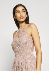 Lace & Beads - ADELAIDE MIDI - Cocktail dress / Party dress - taupe - 4
