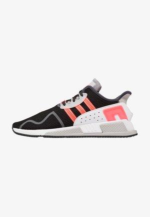 EQT CUSHION ADV - Sneakers - core black/sub green/footwear white