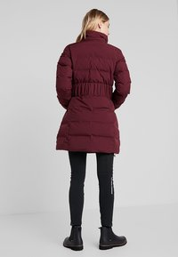 Icepeak - ANOKA - Winter coat - wine - 3
