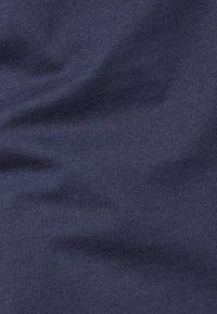 G-Star - Graphic Logo - Triko spotiskem - sartho blue - 2