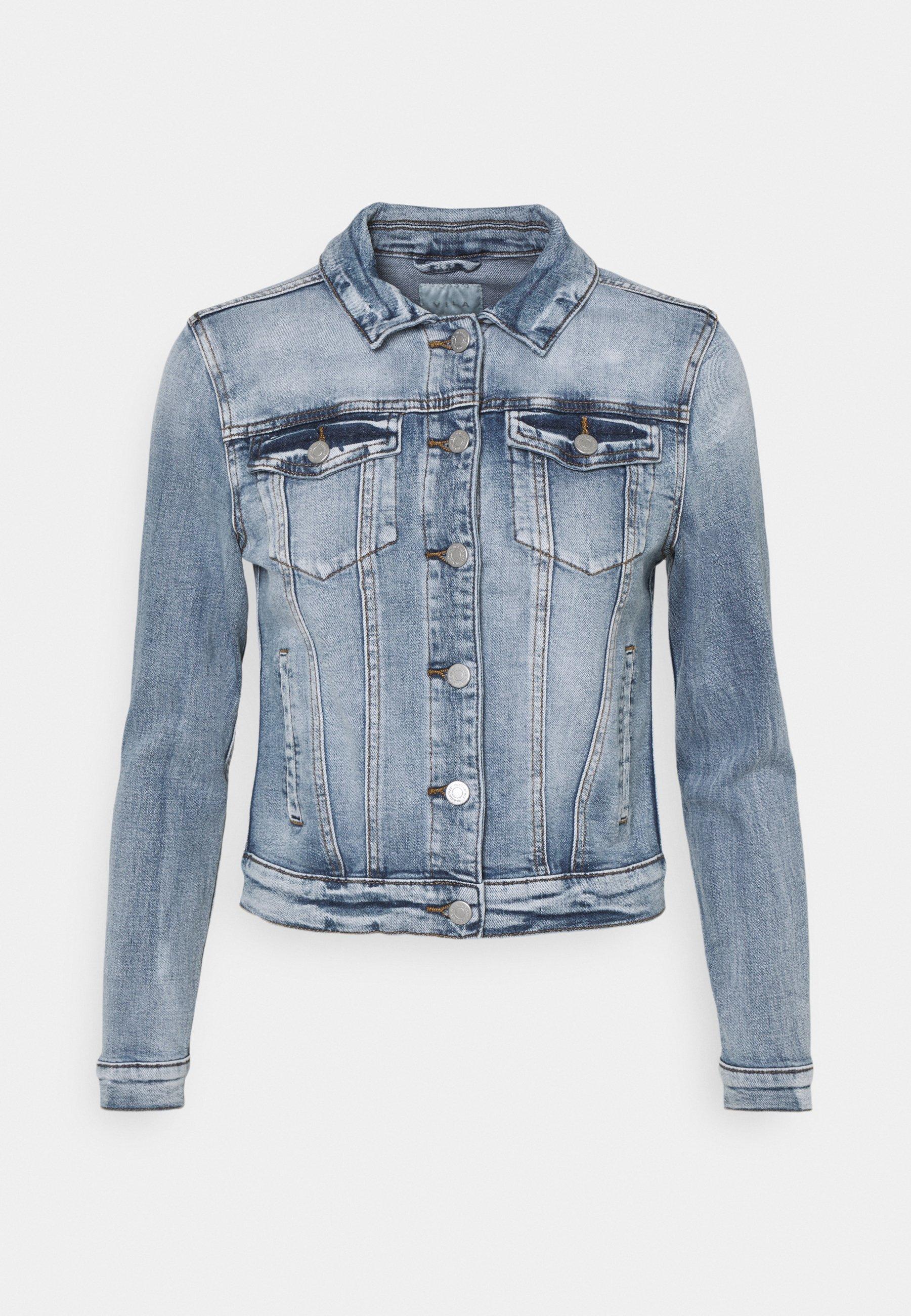 Women VISHOW JACKET - Denim jacket