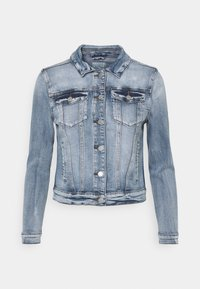 VILA PETITE - VISHOW JACKET - Jeansjakke - medium blue denim - 0