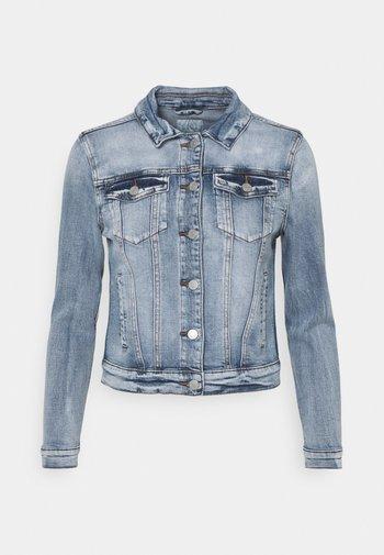 VISHOW JACKET - Denim jacket - medium blue denim