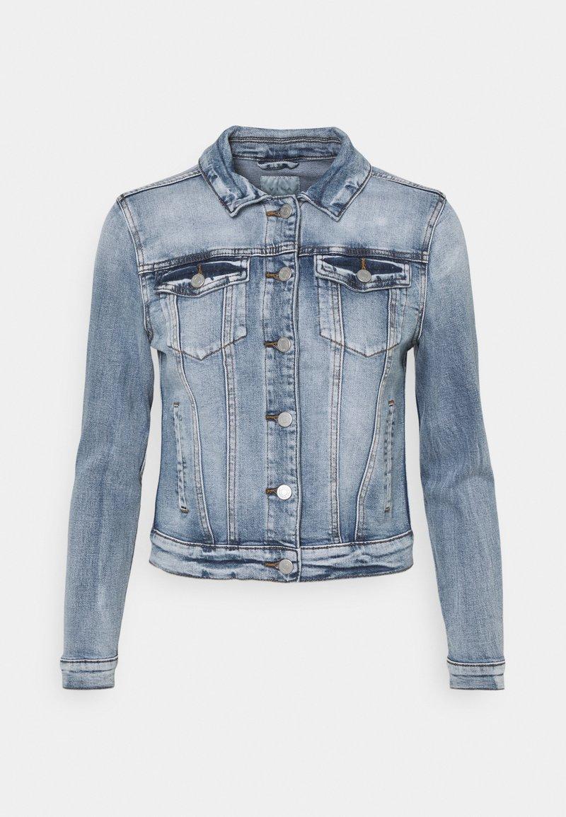 VILA PETITE - VISHOW JACKET - Jeansjakke - medium blue denim