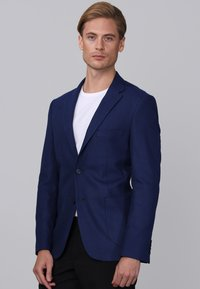 Basics and More - Blazer jacket - indigo - 3