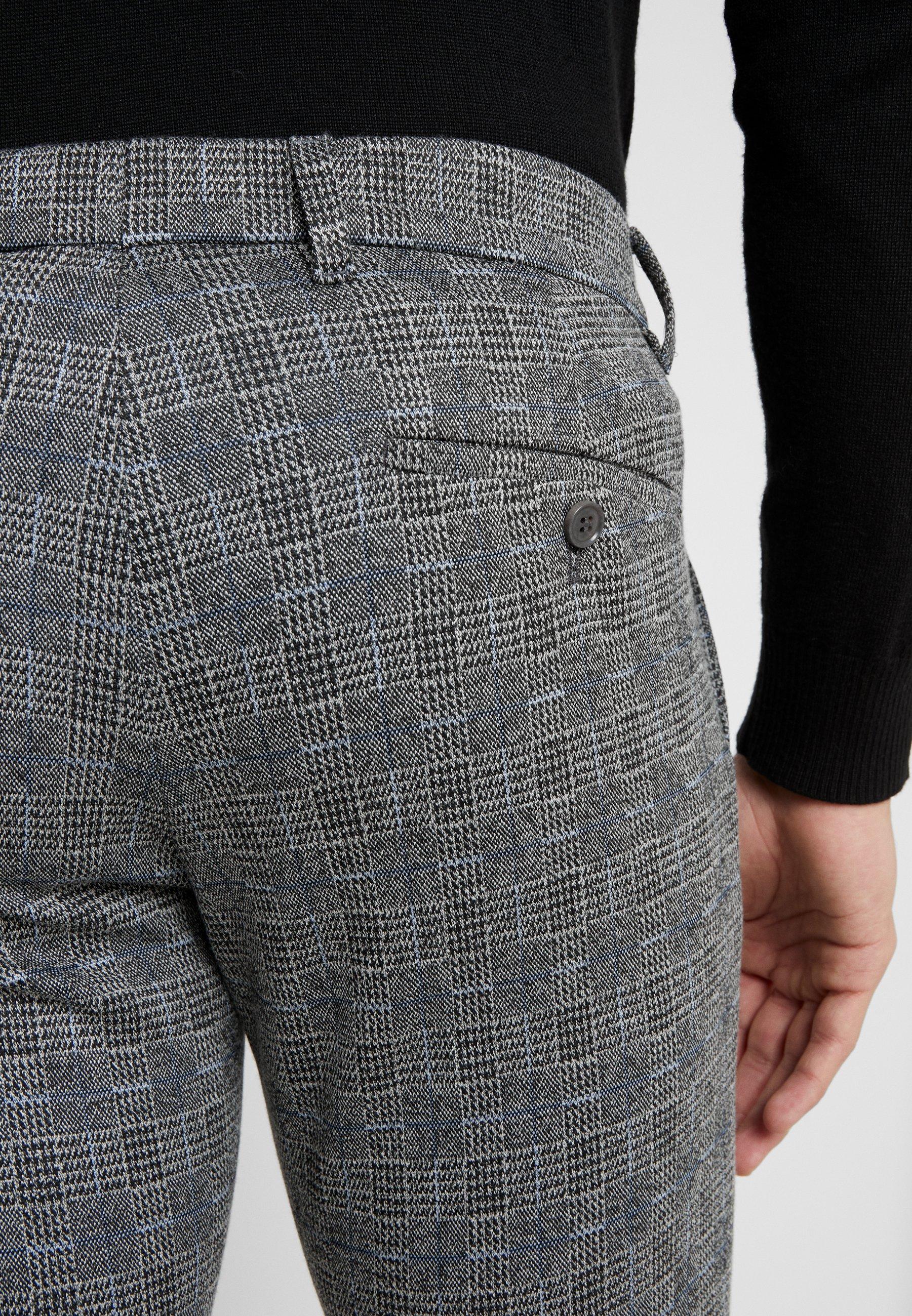 DRYKORN SIGHT - Pantalon de costume - grey