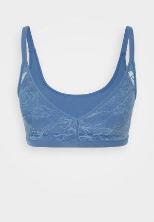 PURE BRASSIERE - Topp - blue