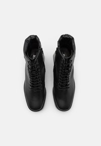 RAID - ALMAH - Bottines à lacets - black - 4