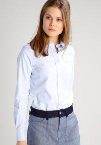 GANT - Button-down blouse - light blue - 0