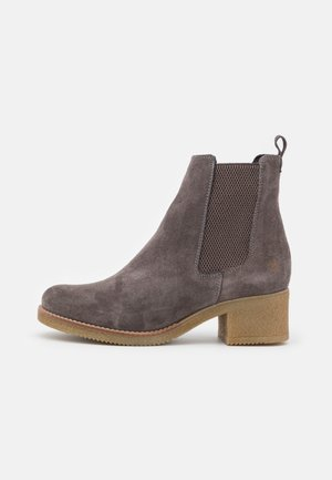 ZORA - Classic ankle boots - dark grey