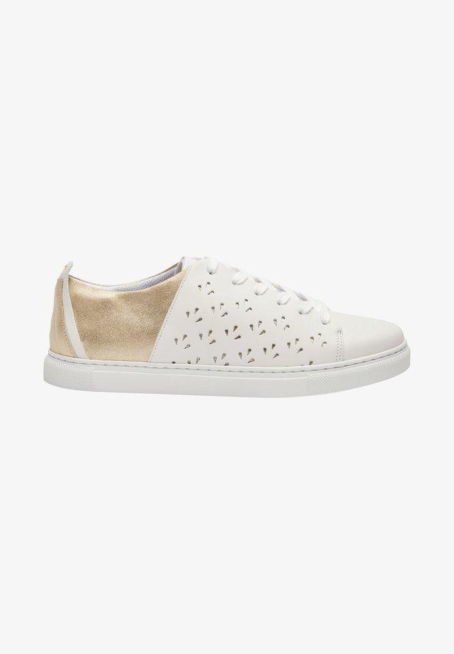 RENEE AJOUREE  - Sneakers laag - white