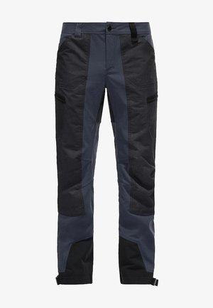 RUGGED PRO PANT - Trousers - dense blue/true black