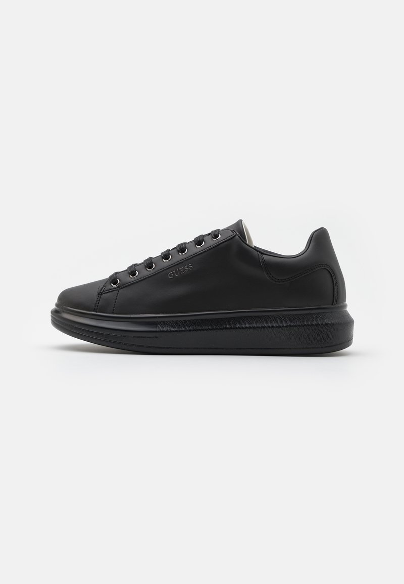 Guess - SALERNO ECO - Sneakers basse - black