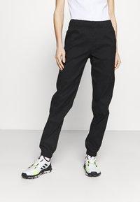The North Face - CLASS JOGGER - Pantalon classique - black - 0