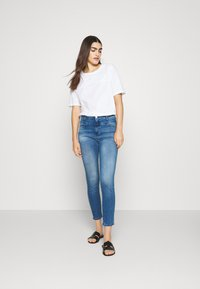 CLOSED - PUSHER - Jeans Skinny Fit - mid blue - 1