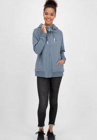 alife & kickin - MARIAAK  - Zip-up hoodie - blue - 1