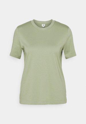 T-SHIRT - Basic T-shirt - sage