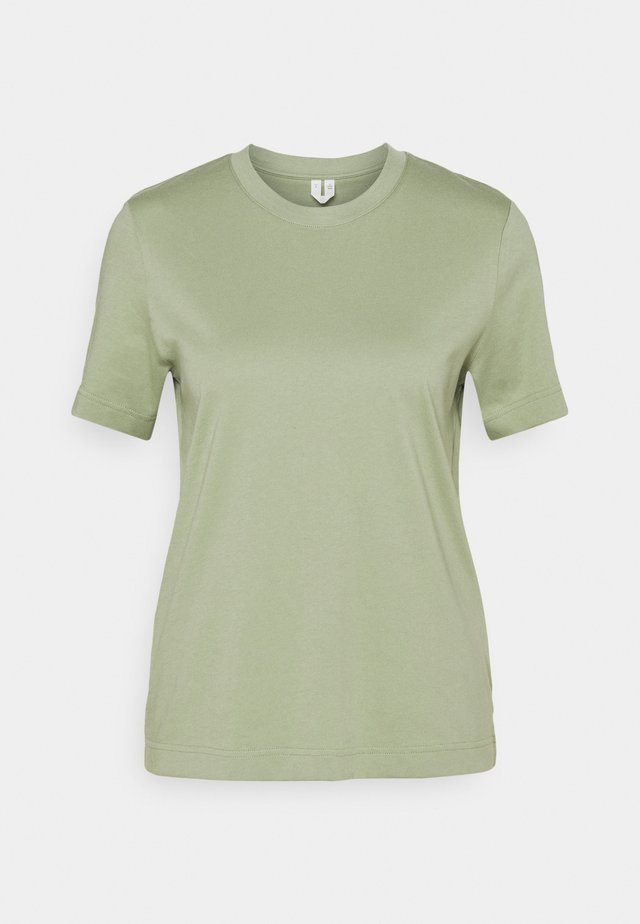 Basic T-shirt - sage