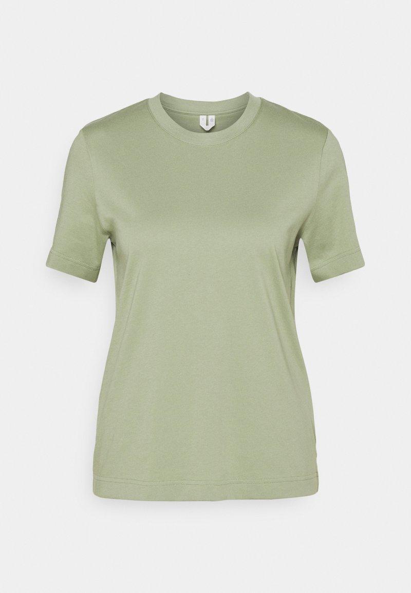 ARKET - Basic T-shirt - sage