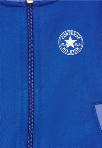 Converse - CHUCK TRICOT SET - Zip-up hoodie - blue - 3