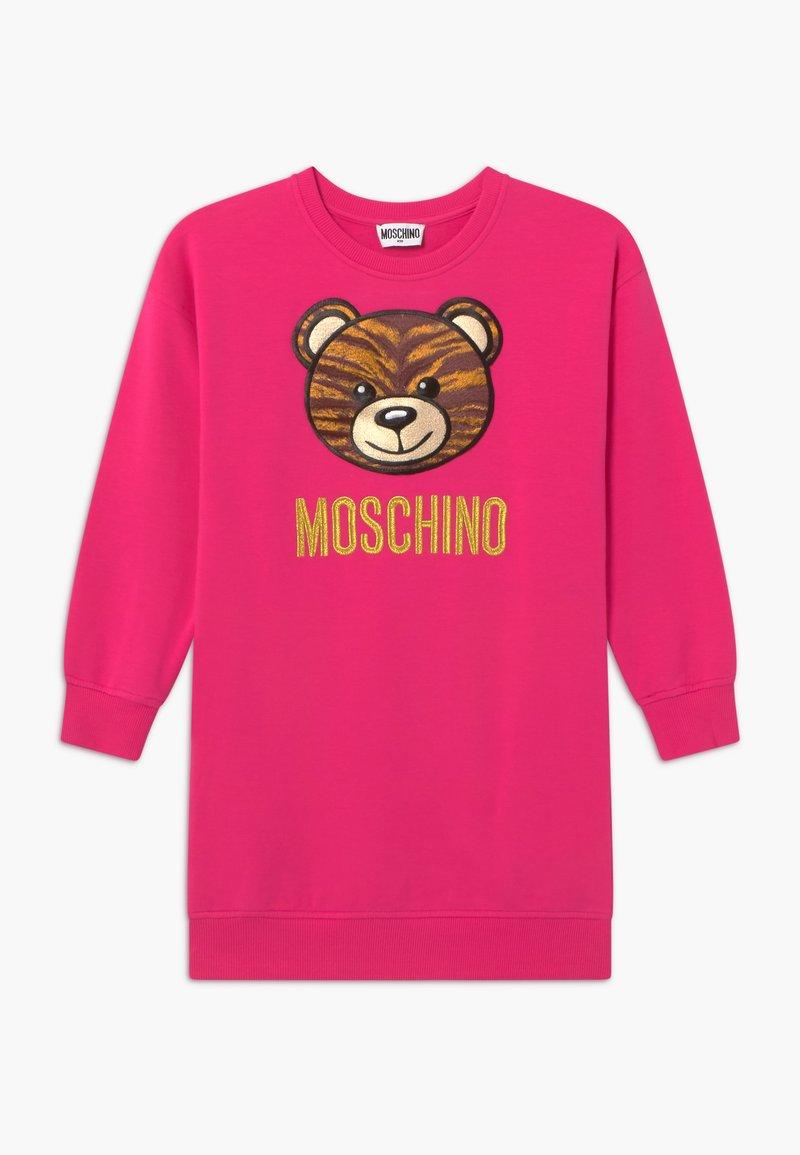 MOSCHINO - Day dress - fuxia