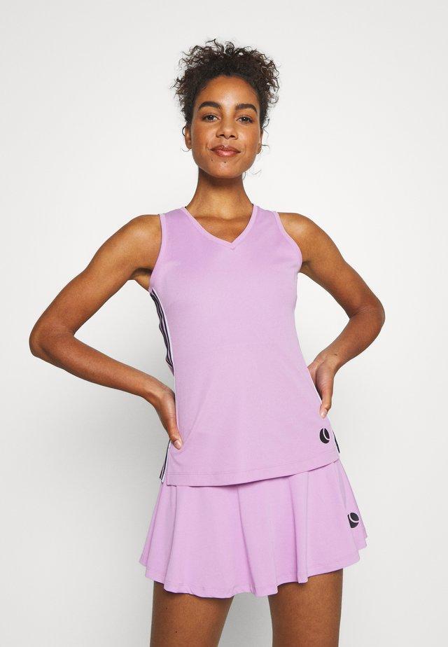 TALA TANK - Camiseta de deporte - violet tulle