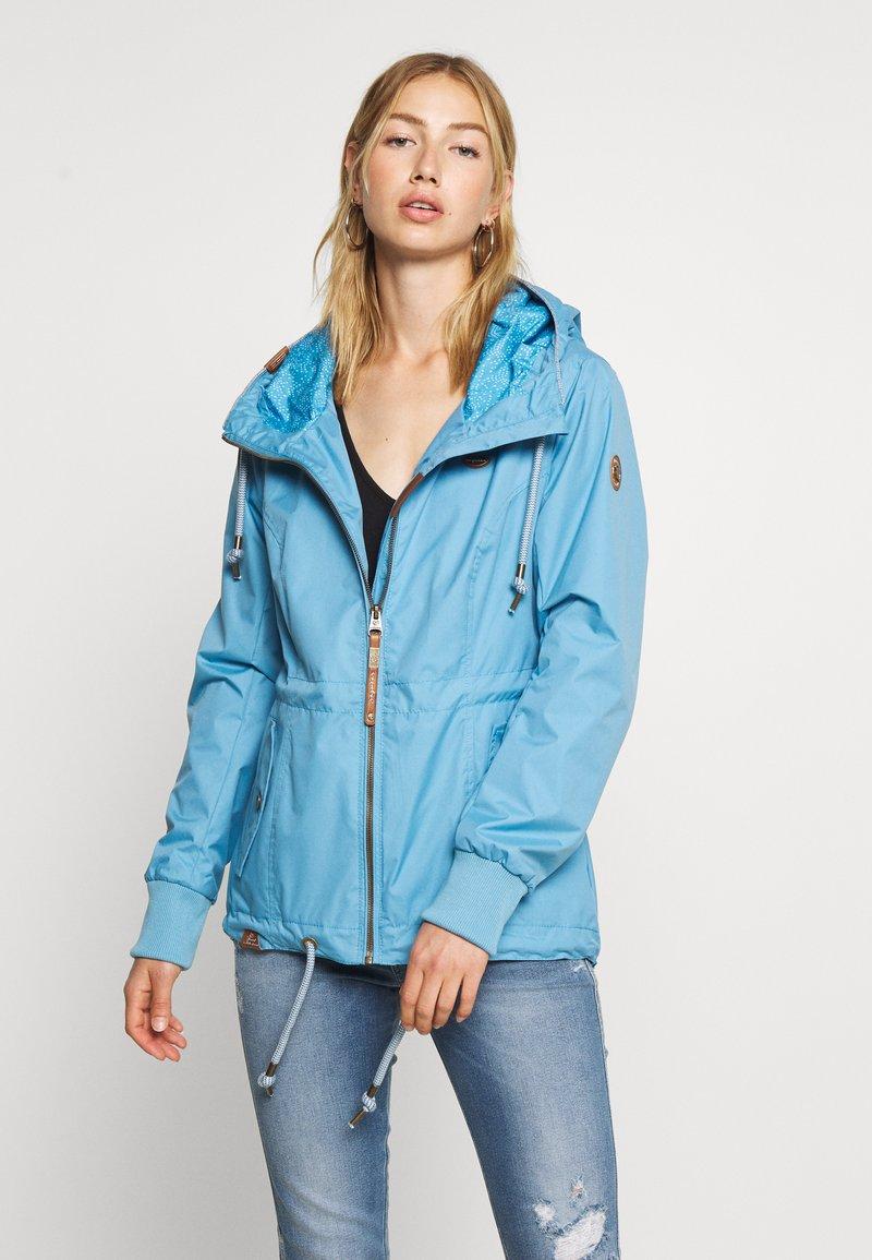 Ragwear - DANKA - Short coat - blue