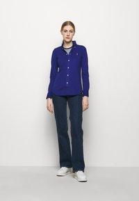 Polo Ralph Lauren - HEIDI LONG SLEEVE - Button-down blouse - sporting royal - 1