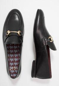 Walk London - TERRY - Mocassini eleganti - black - 1