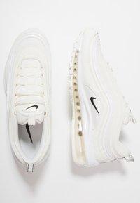 Nike Sportswear - AIR MAX 97  - Sneakersy niskie - sail/black/white - 1