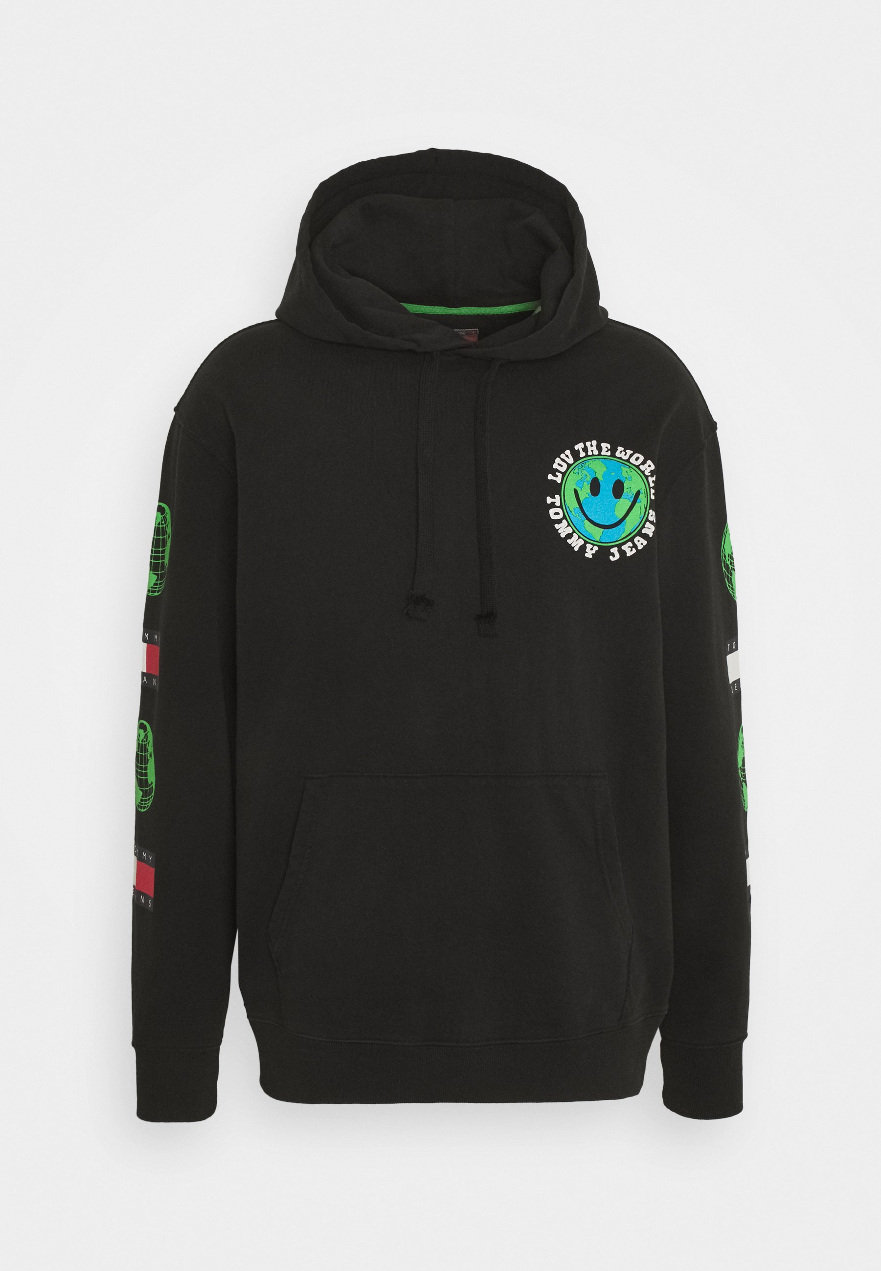 Men US LUV THE WORLD HOODIE UNISEX - Sweatshirt