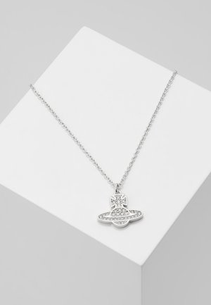 ROMINA PAVE PENDANT  - Collar - silver-coloured