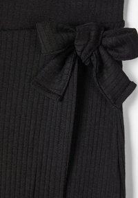 LMTD - WICKEL - Wrap skirt - black - 2