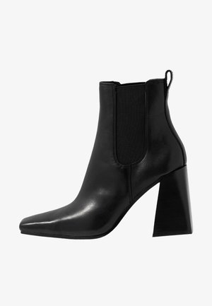 HARBOUR CHELSEA - High Heel Stiefelette - black